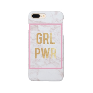 GRL PWR Smartphone cases