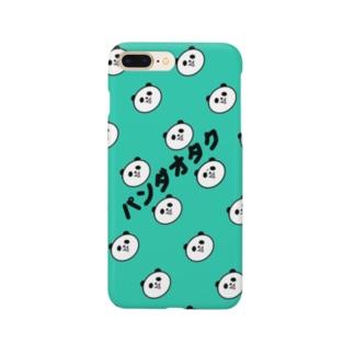 パンダオタク Smartphone cases