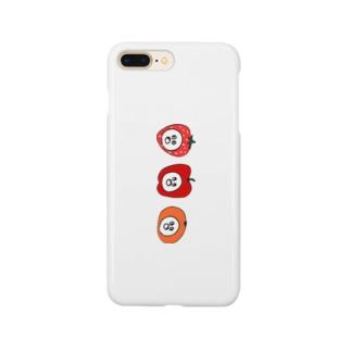 フルーツちゃんズ Smartphone cases