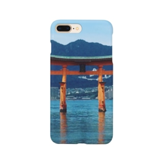 厳島神社 Smartphone cases