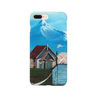 幻想・ロシア Smartphone cases