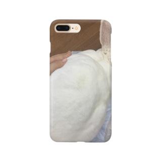 きゅうきょくのもふもふさん Smartphone cases