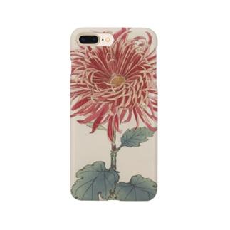 長谷川契華「紅尖」 Smartphone cases