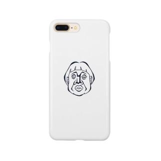 マシュマロカット Smartphone cases