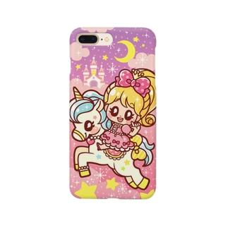 それゆけユニコーンちゃん Smartphone cases