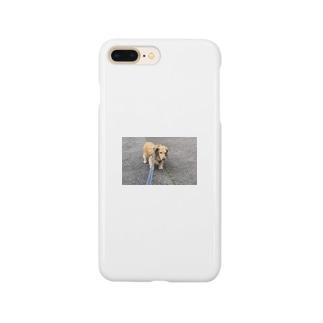 歩きたくない犬 Smartphone cases