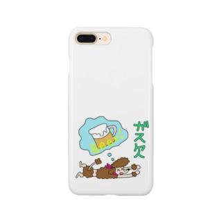 ガス欠 Smartphone cases