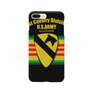 第一騎兵師団 BaseEXCHANGE Smartphone cases