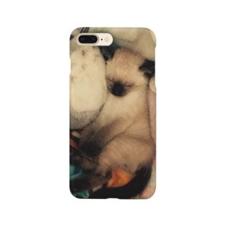 ロンちゃん2 Smartphone cases