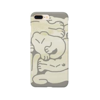猫パズル Smartphone cases