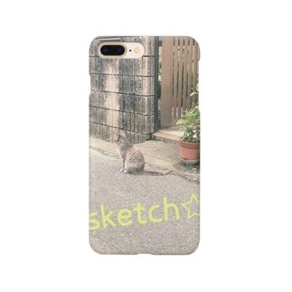 野良猫 Smartphone cases