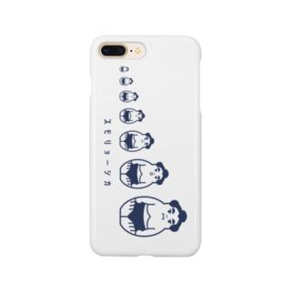 スモリョーシカ Smartphone cases