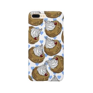 あまーいケース Smartphone cases