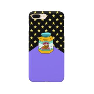 ピーナッツバターなケース Smartphone cases