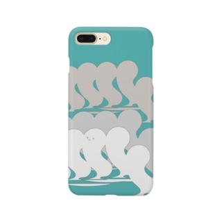かくれんぼ大好きボウズ! Smartphone cases