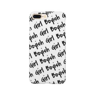 Boyish Girl Smartphone cases