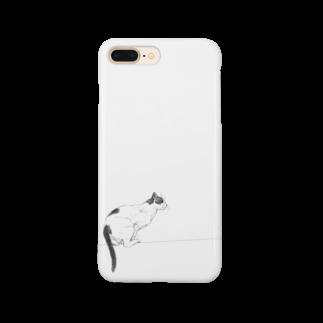 10-grove(Kidati)の【jump cat】 Smartphone cases