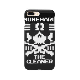 ザ・クリーナー Smartphone cases