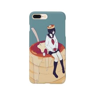 ホットケーキ Smartphone cases
