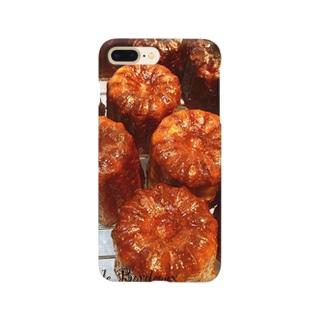 カヌレ大好き♡ Smartphone cases
