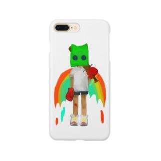 殺し屋猫くん Smartphone cases