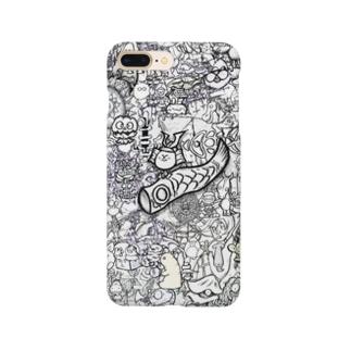 サツキショウ Smartphone cases