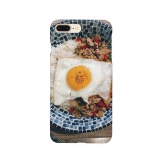 ガパオライス。 Smartphone cases