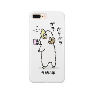 うがい羊 Smartphone cases