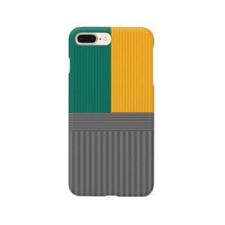 和柄(よもからカラー) Smartphone cases