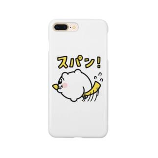 スパン!🍑 Smartphone cases