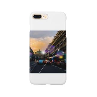 オペラ座 Smartphone cases
