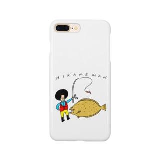 HIRAMEMANスマホケース Smartphone cases