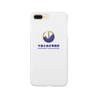 中嶌大会計事務所 Smartphone cases