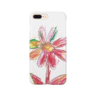 よみがえった花 Smartphone cases
