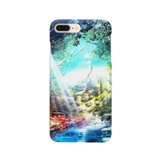 三色 Smartphone cases