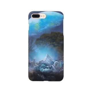 青い森 Smartphone cases