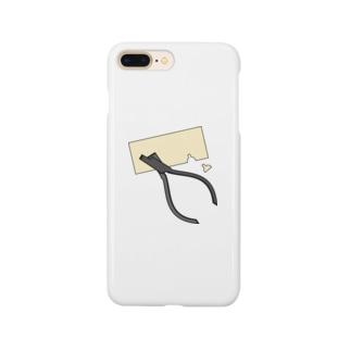 改札(熊ノ平) Smartphone cases