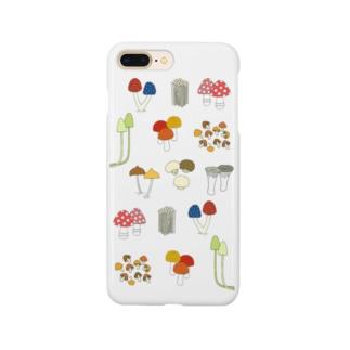 きのこのこ Smartphone cases