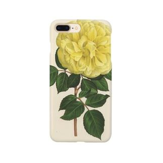 ベルギーのバラ スマートフォンケース