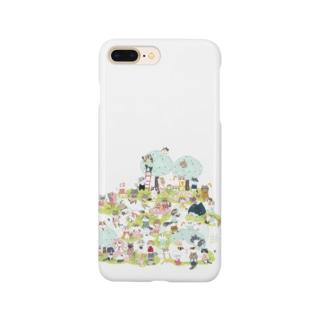 おにぎり祭り2021ver.1 Smartphone cases