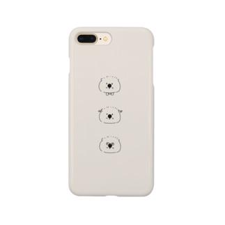 おしゃラッコ。 Smartphone cases