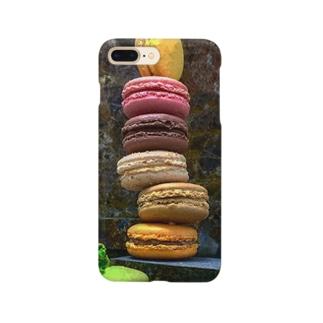 マカロンタワー Smartphone cases