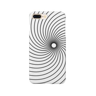 spiral Smartphone cases