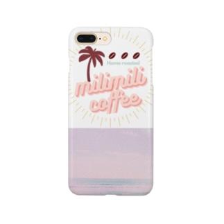 milimili coffee Smartphone cases