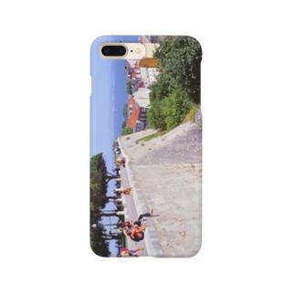 ポルトガル:サン・ジョルジェ城から見たリシュボア(リスボン)の風景写真 Portugal: Castelo de São Jorge / Lisboa ( Lisbon )  Smartphone cases