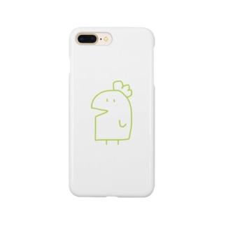 きょうりゅうくん。 Smartphone cases