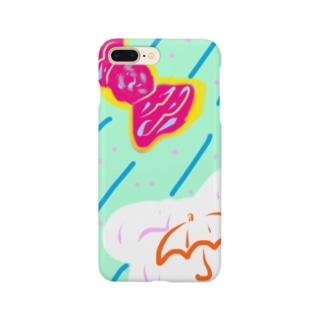 アメのアメ Smartphone cases