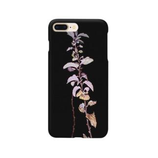 植物の写真2 Smartphone cases