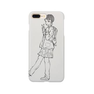 はいピース Smartphone cases