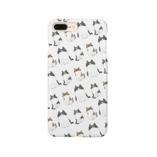 むっちりーズ Smartphone cases